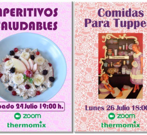 ¡Nuevas clases de cocina con Thermomix® !