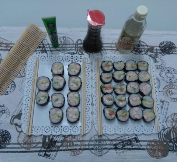 SUSHI EN Thermomix®