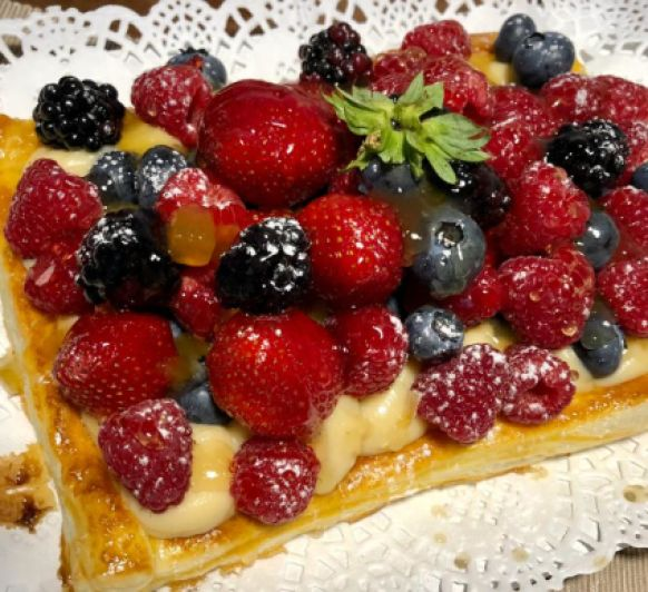 La tarta mas fácil del mundo.